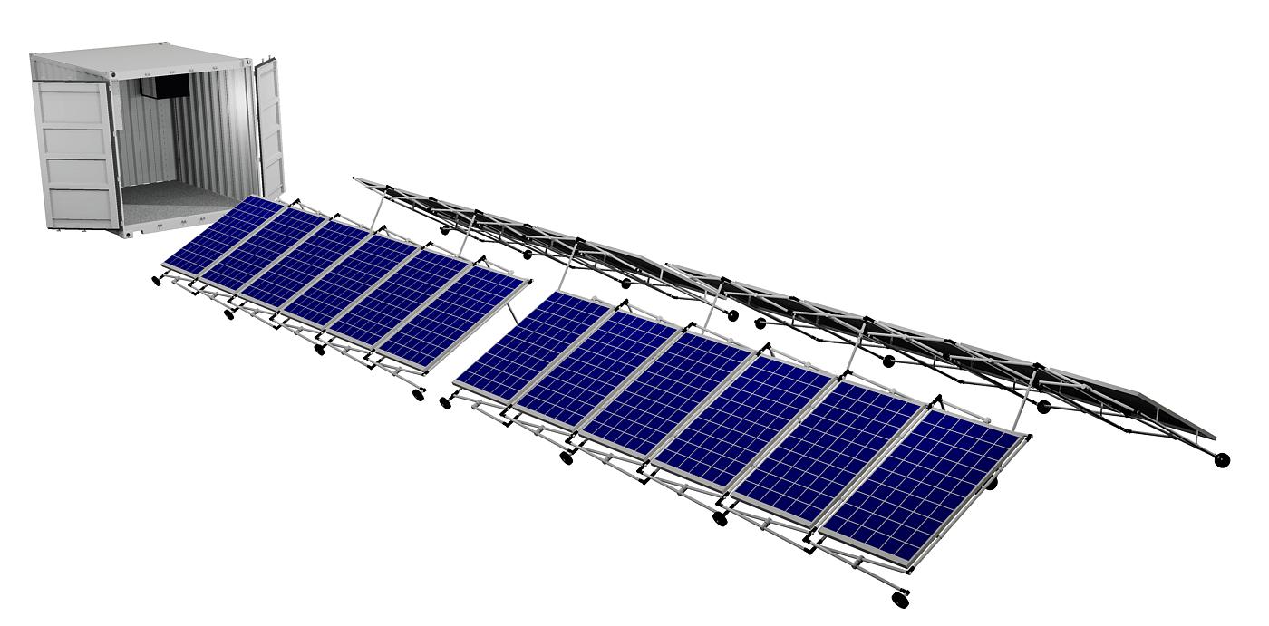 solar container