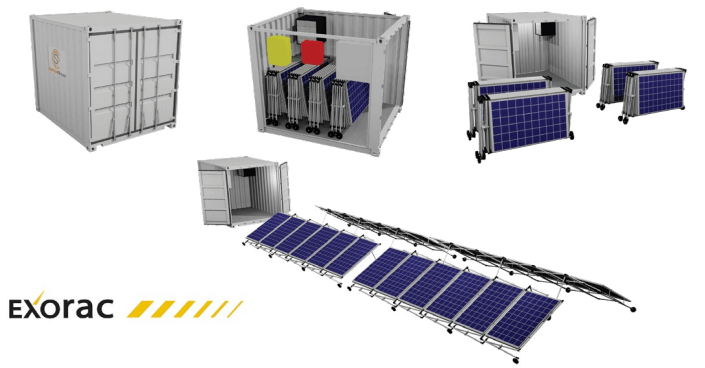 SustainSolar and PWRstation launches SustainFlex at African Utility Week