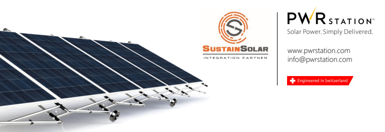 Swiss PWRstation signs with local Sustainable Power Generation for Africa.