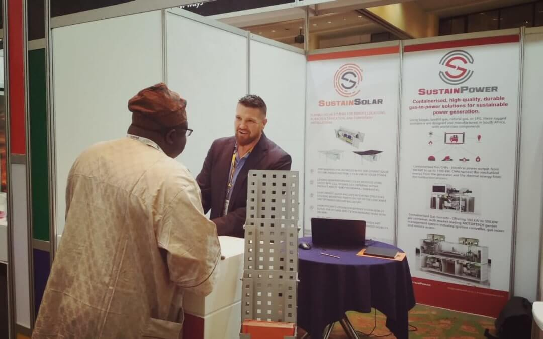 SustainPower at Future Energy Nigeria