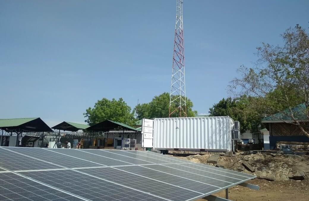 Local Clean Energy SustainSolar goes to South Sudan